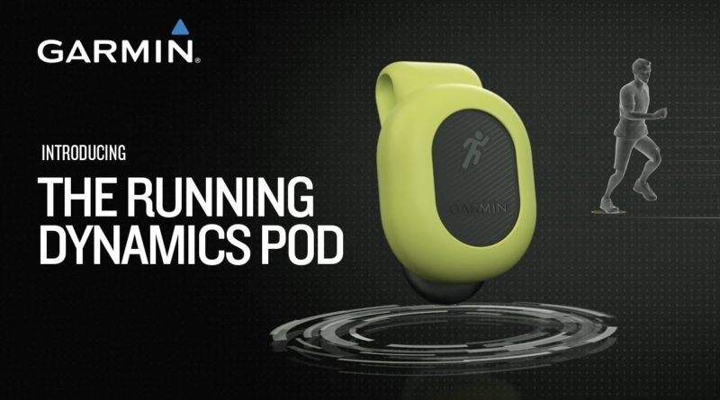 garmin run dynamics pod czujnik