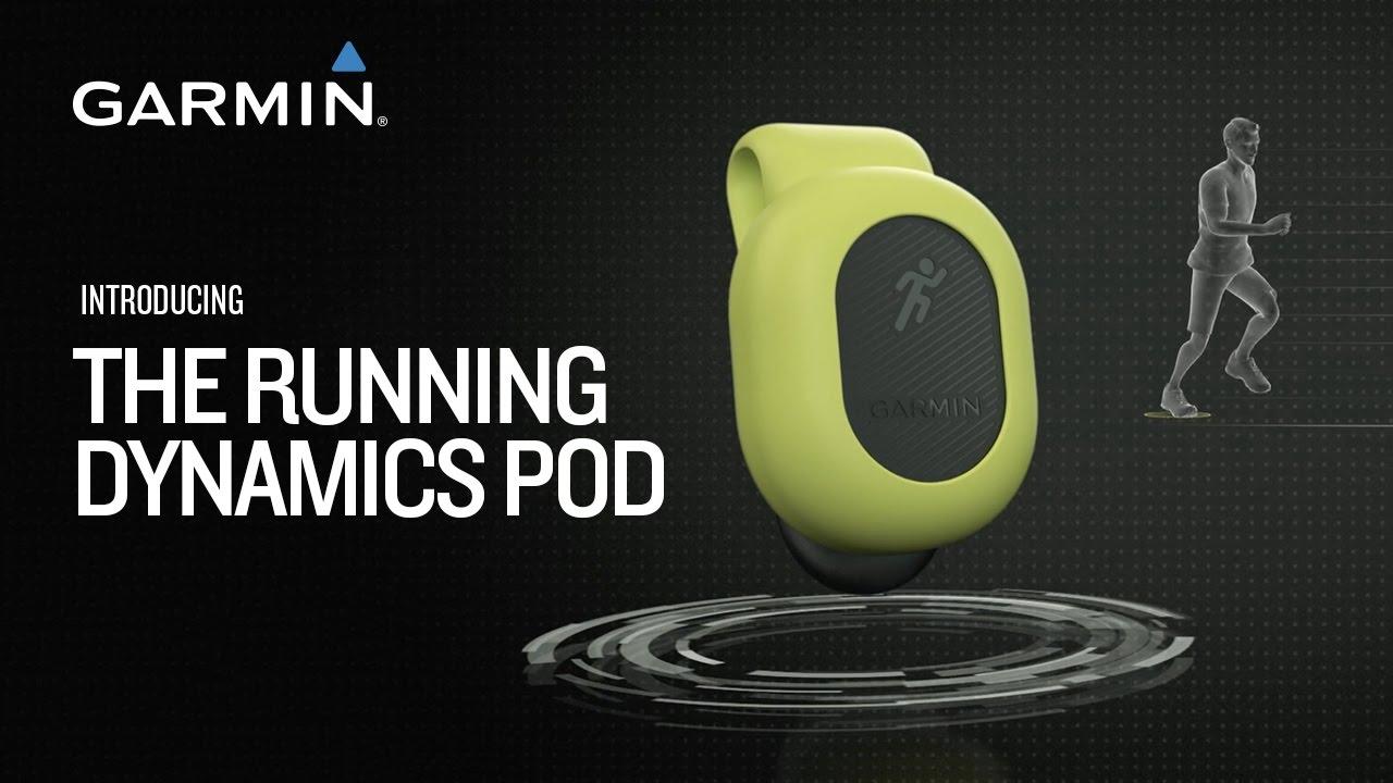 garmin run dynamics pod czujnik