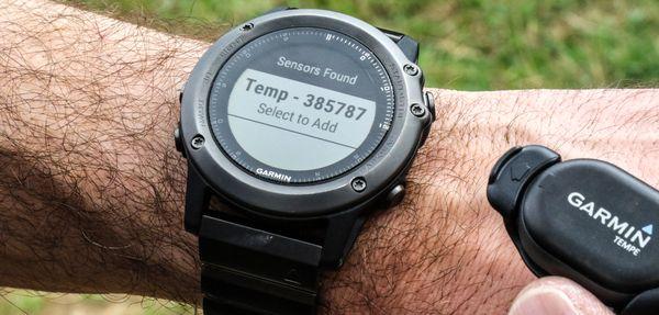 zegarek do biegow ultra garmin tempe