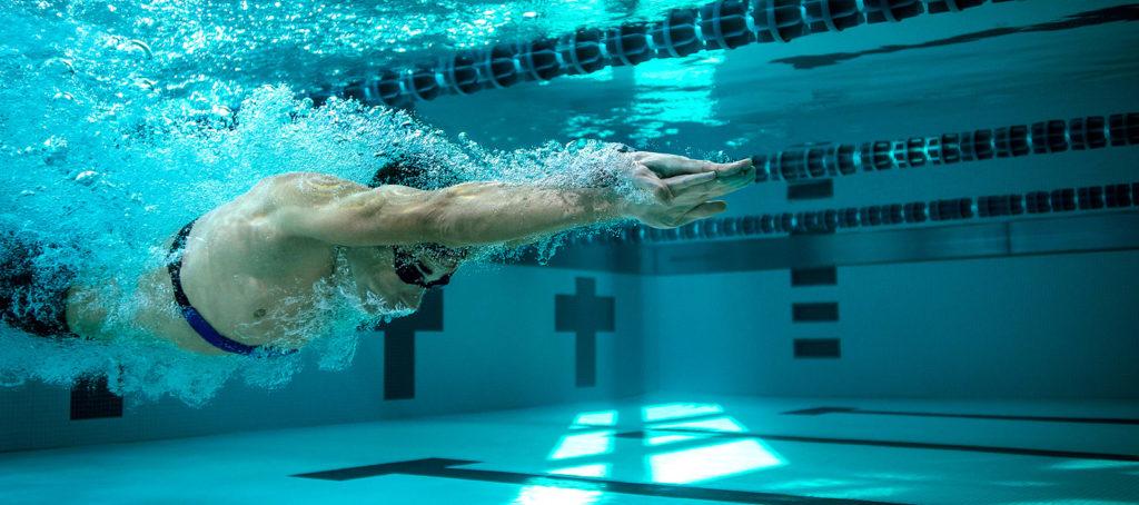 garmin zegarek na basen