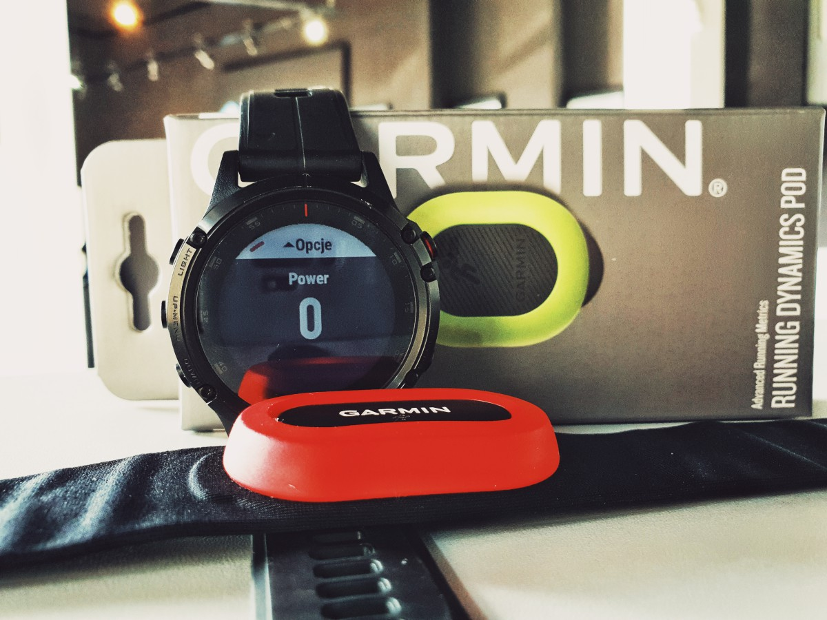 running power garmin