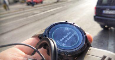 Spotify dostępny dla zegarków Garmin Fenix 5 Plus