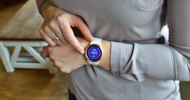 garmin zegarek dla kobiety