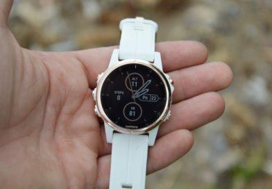 Garmin Fenix 5S Plus – prezentacja zegarka