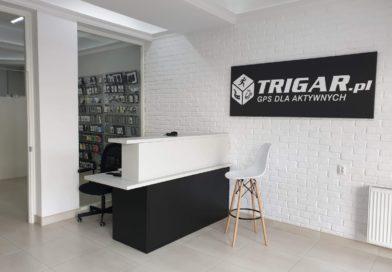Nowy salon TRIGAR.pl – Garmin Białystok