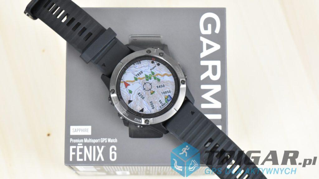 Fenix 6 Sapphire