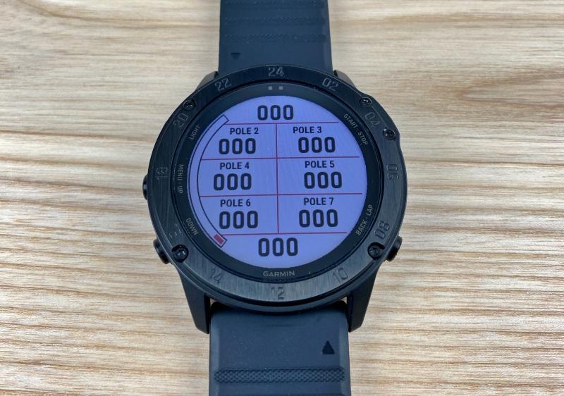 Garmin Tactix Delta - edycja ekranów